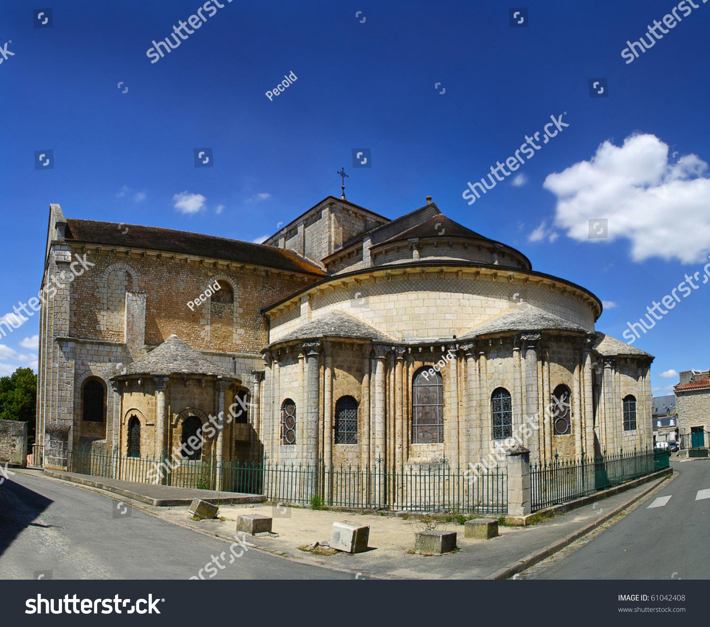 Eglise sainthilairegrand poitiers vienne poitoucharentes for Vienne poitiers
