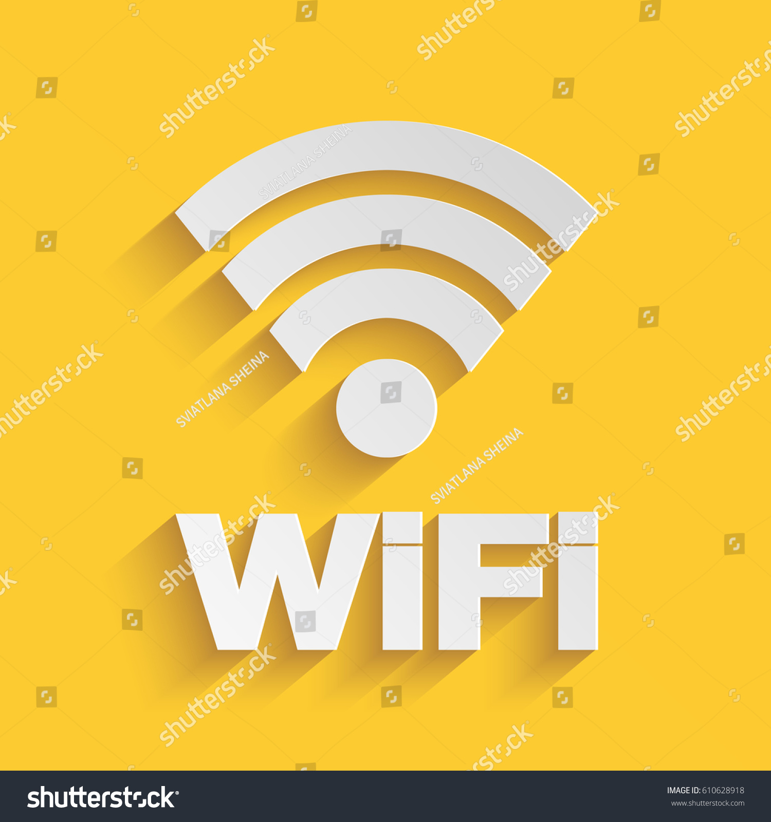 Internet connection symbol icon stock vector 610628918 shutterstock internet connection symbol icon buycottarizona Images