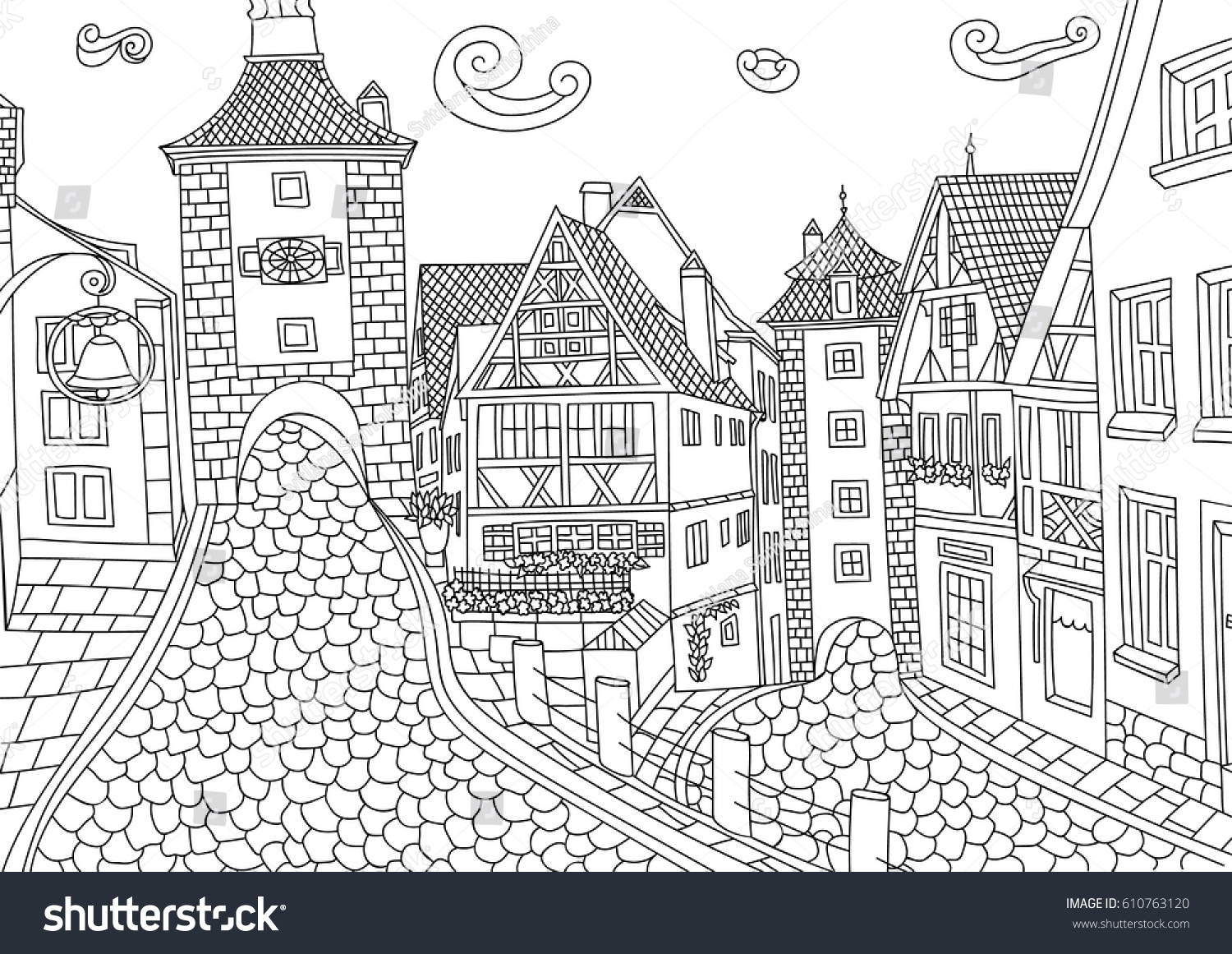 coloring pages for germany - photo#34