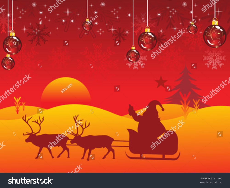 abstract christmas wallpaper vector illustration stock vector hd