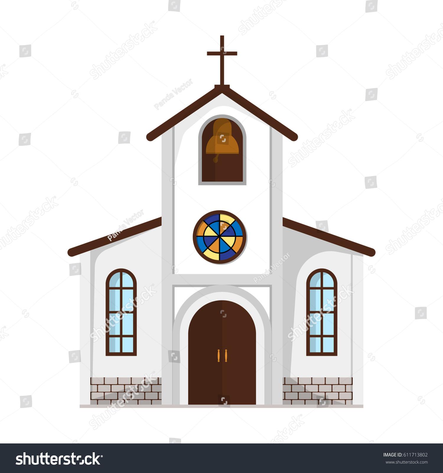 Church which bride groom conduct rite stock illustration 611713802 church in which the bride and groom conduct a rite before the wedding wedding single biocorpaavc