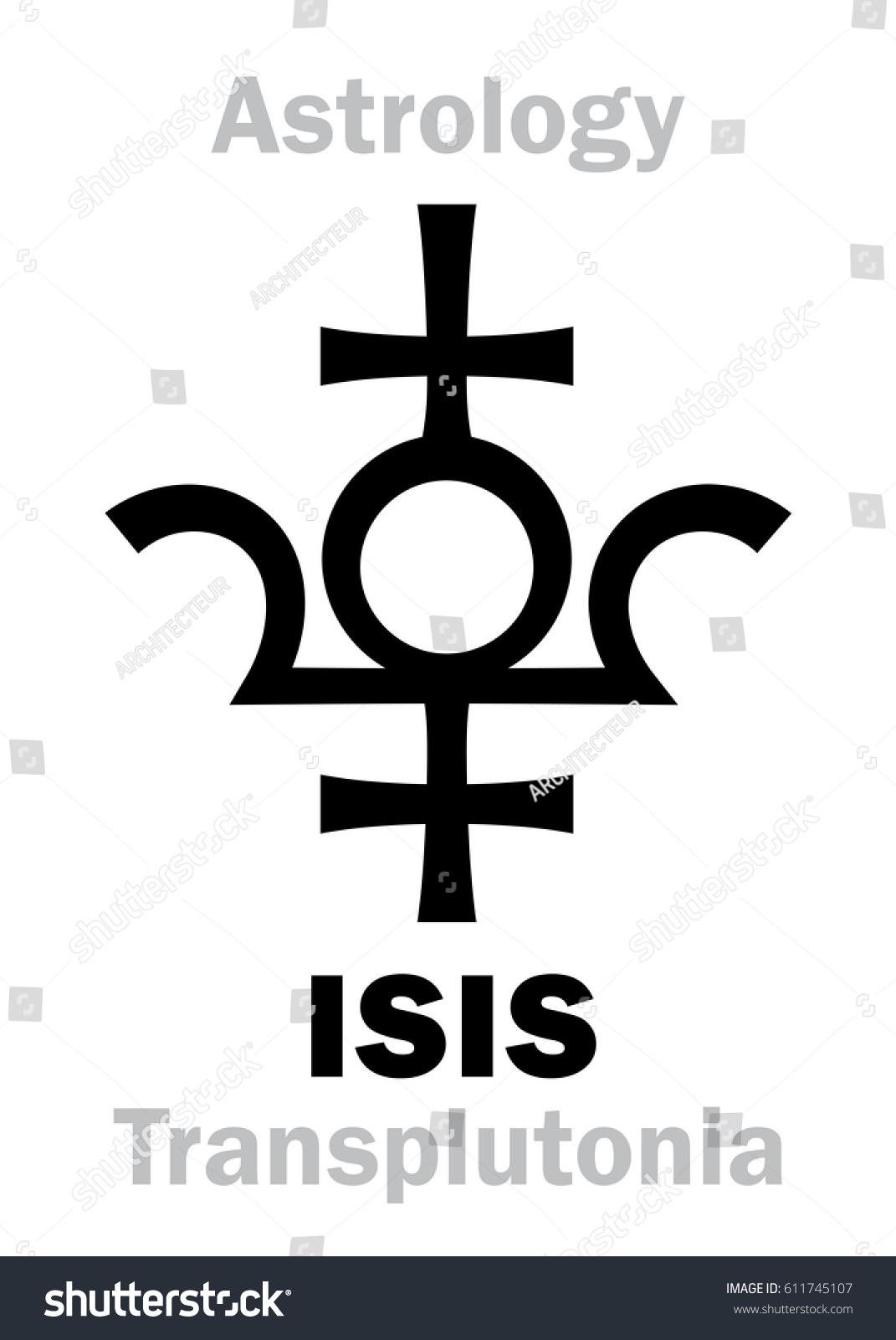 The symbol of isis choice image symbol and sign ideas astrology alphabet isis transplutonia supreme hypothetic stock astrology alphabet isis transplutonia supreme hypothetic planet behind pluto buycottarizona