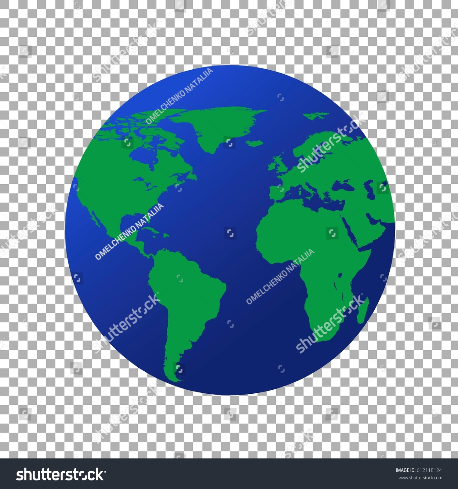 Map world globe on transparent background vector de stock612118124 map world globe on transparent background vector de stock612118124 shutterstock gumiabroncs Image collections