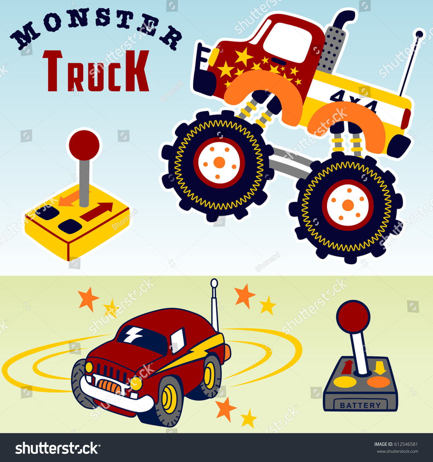 Kids Toys Kids T Shirt Design Stock Vector Royalty Free 612546581
