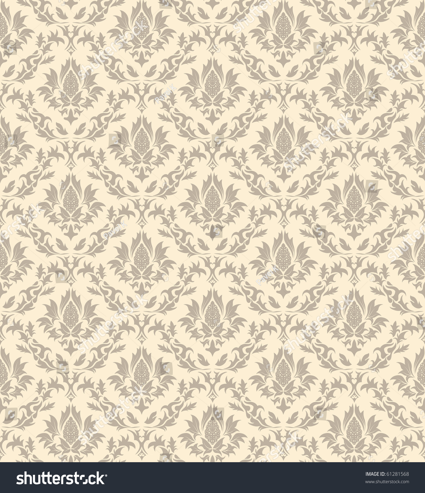 swirling royal pattern wallpaper - photo #8