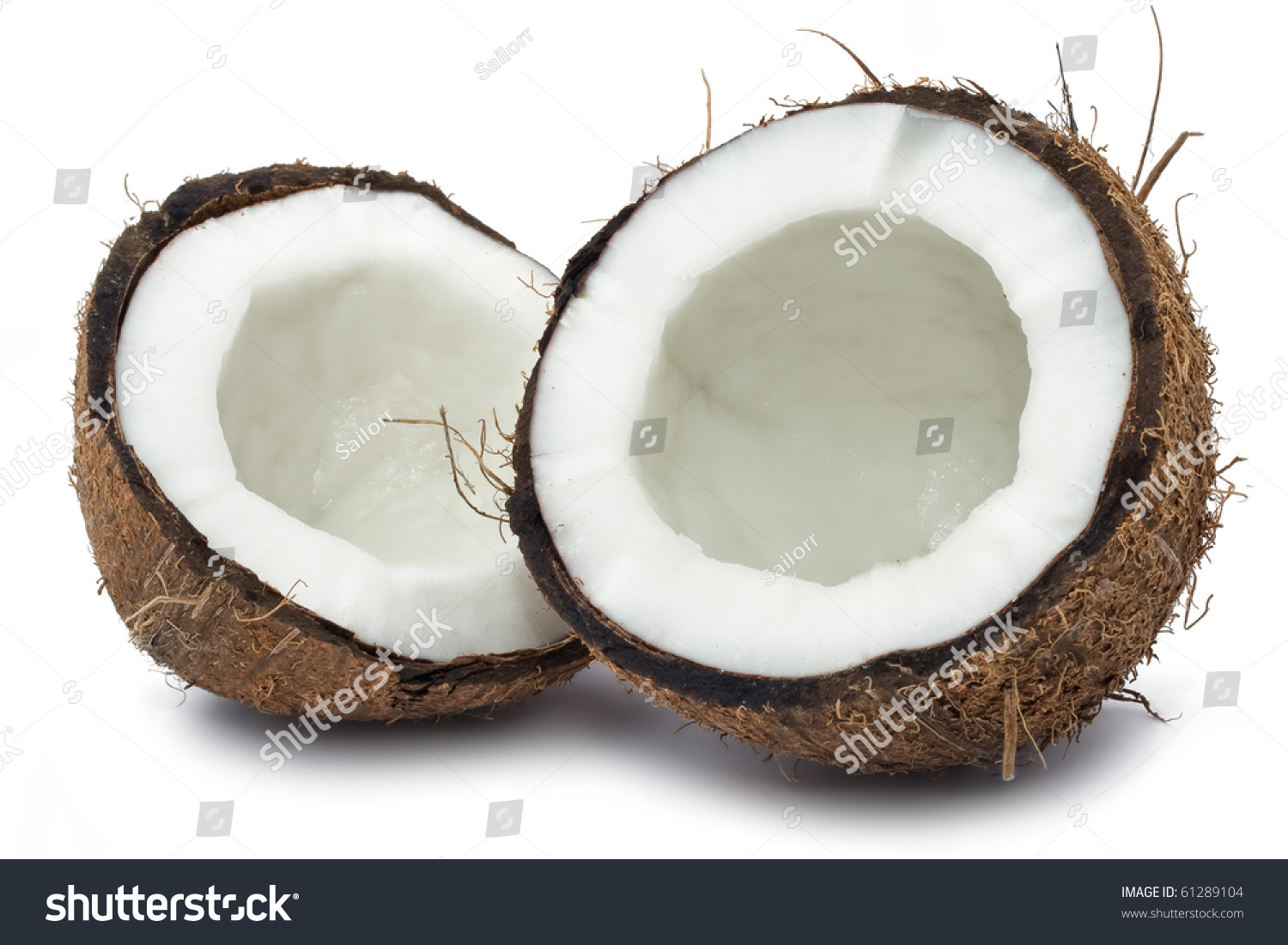 how to store a fresh cut coconut