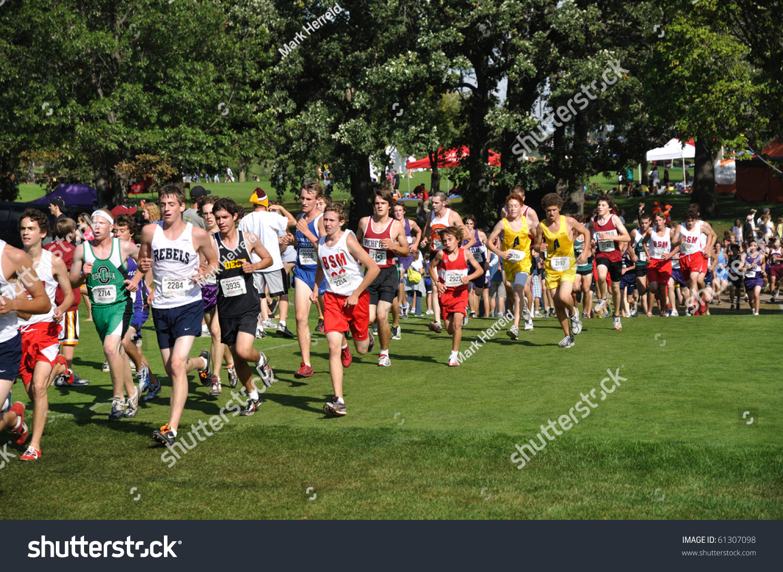 griak cross country meet 2012