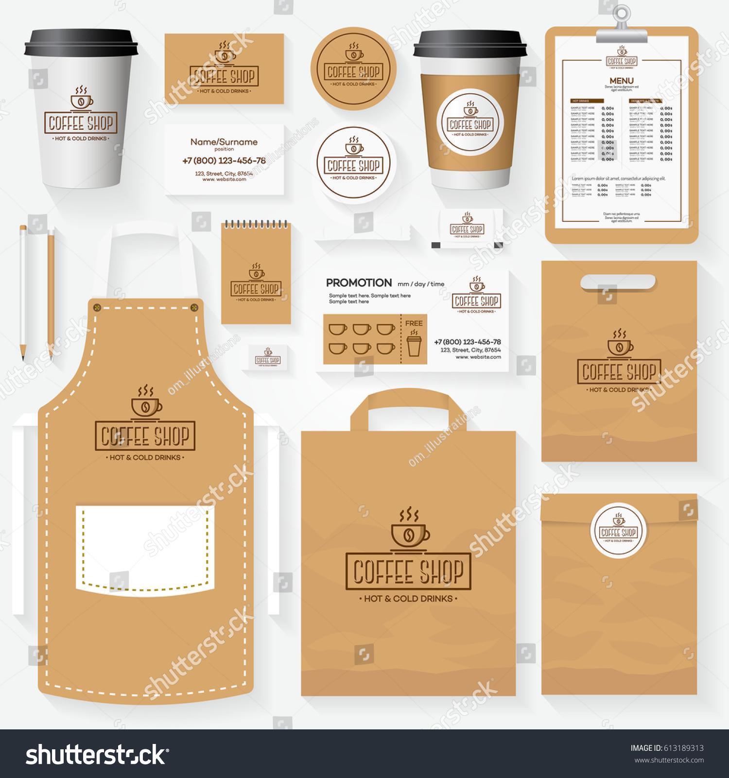 Brown Bag Cafe Menu