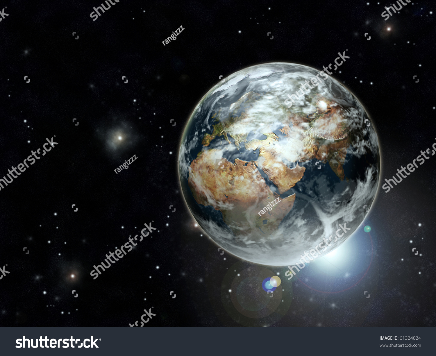 galaxy planet earth - photo #8