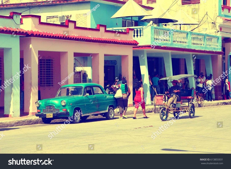 Moron Cuba February 19 2011 People Stock Photo 613855931 - Shutterstock