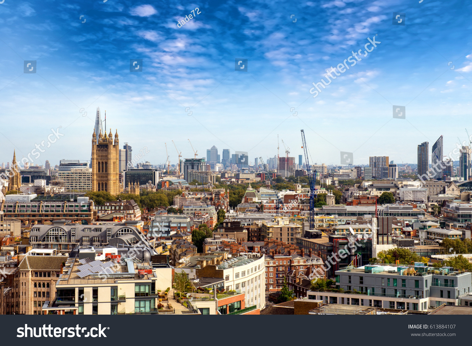Uncategorized Panoramic Views Of London panoramic views london above stock photo 613884107 shutterstock of from above