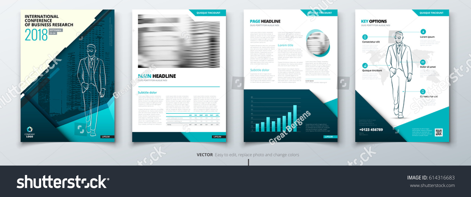 conference brochure templates
