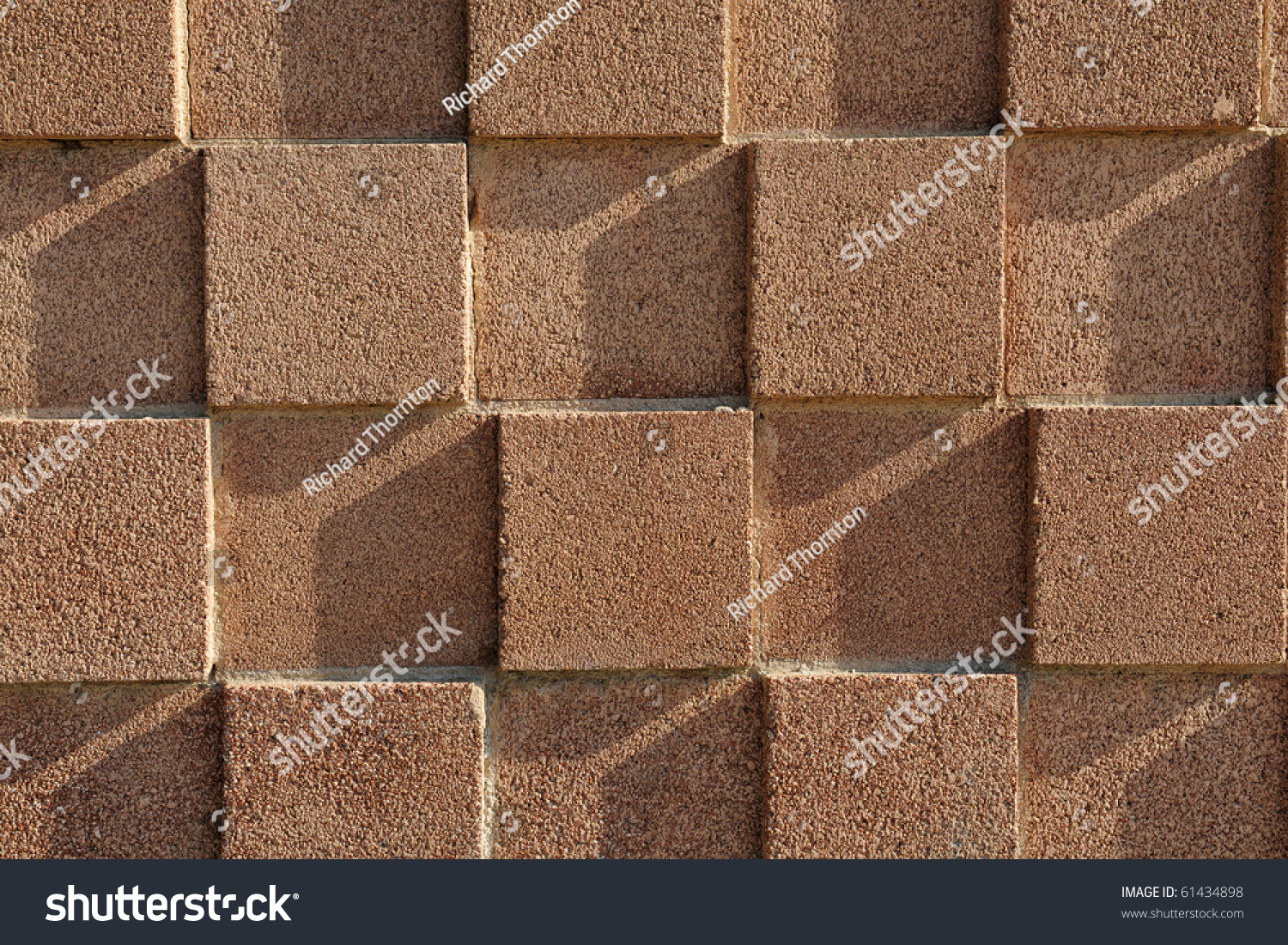 Background Texture Or Abstract Fancy Two Level Concrete
