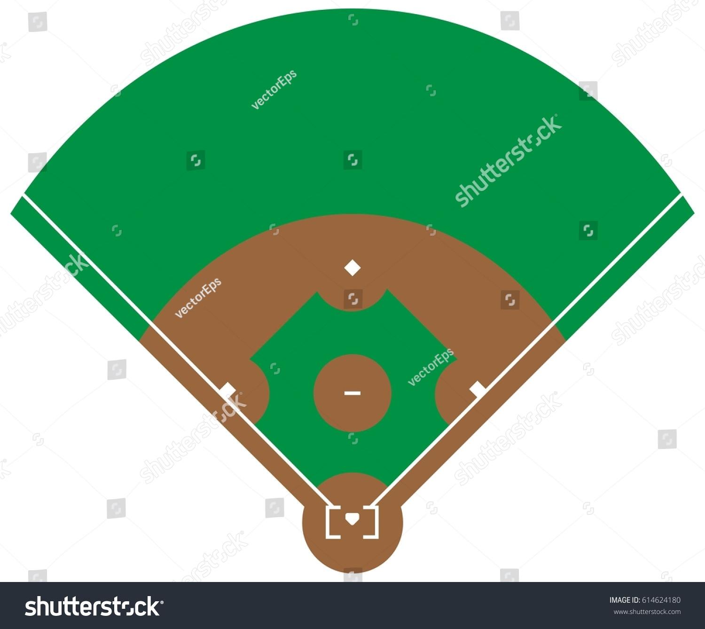softball field template baseball field templates clipart best blank baseball field diagram. Black Bedroom Furniture Sets. Home Design Ideas