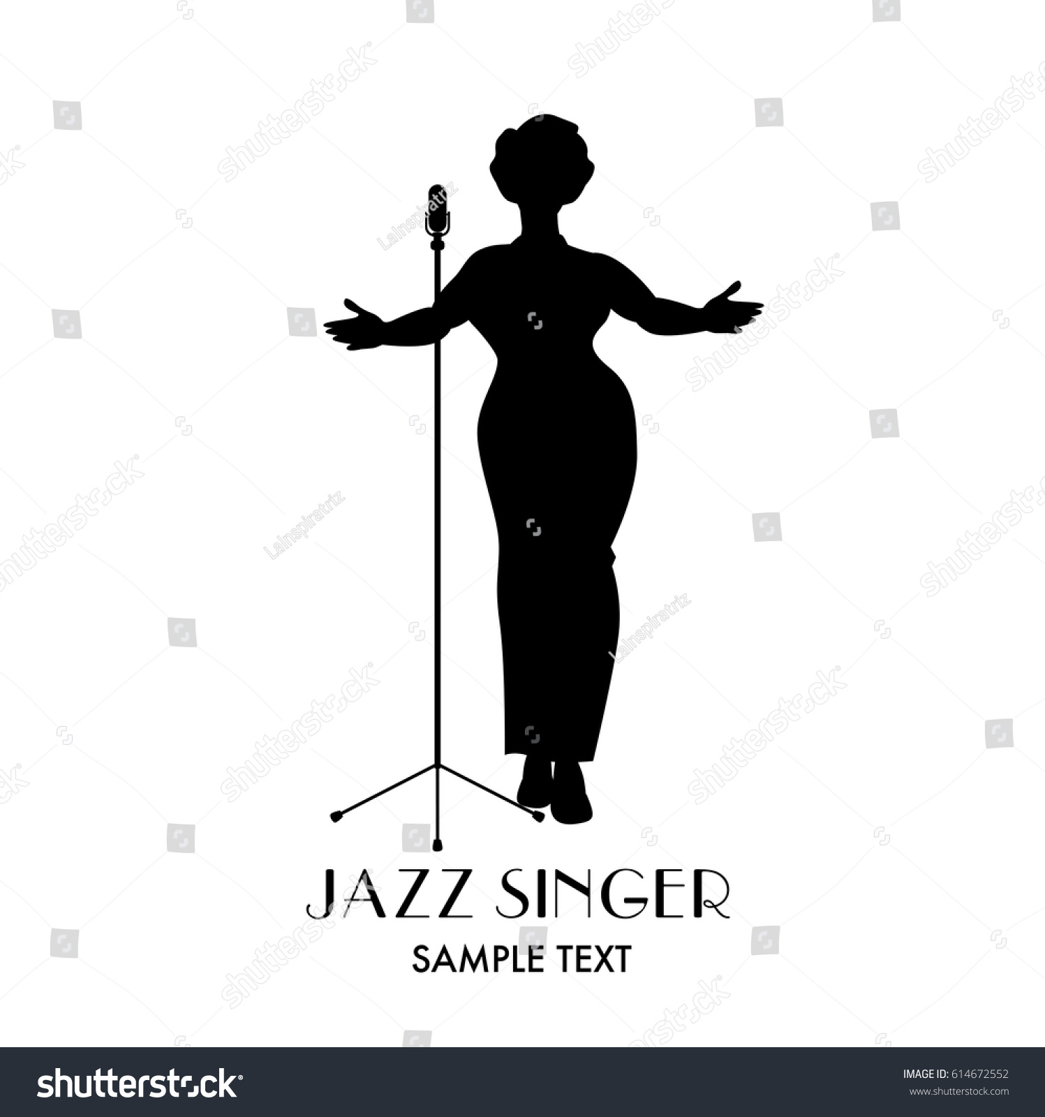 1940s Music Stock Images, Royalty-Free Images & Vectors     Female