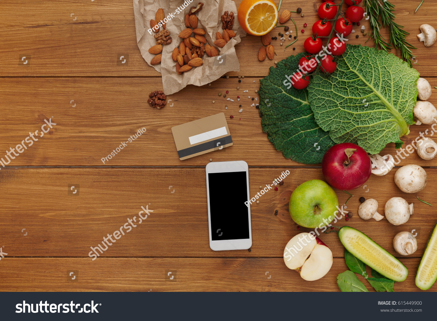Can i buy healthy food online - Healthy Food Grocery Online Shopping With Credit Card Fresh Organic Vegetables And Fruits On
