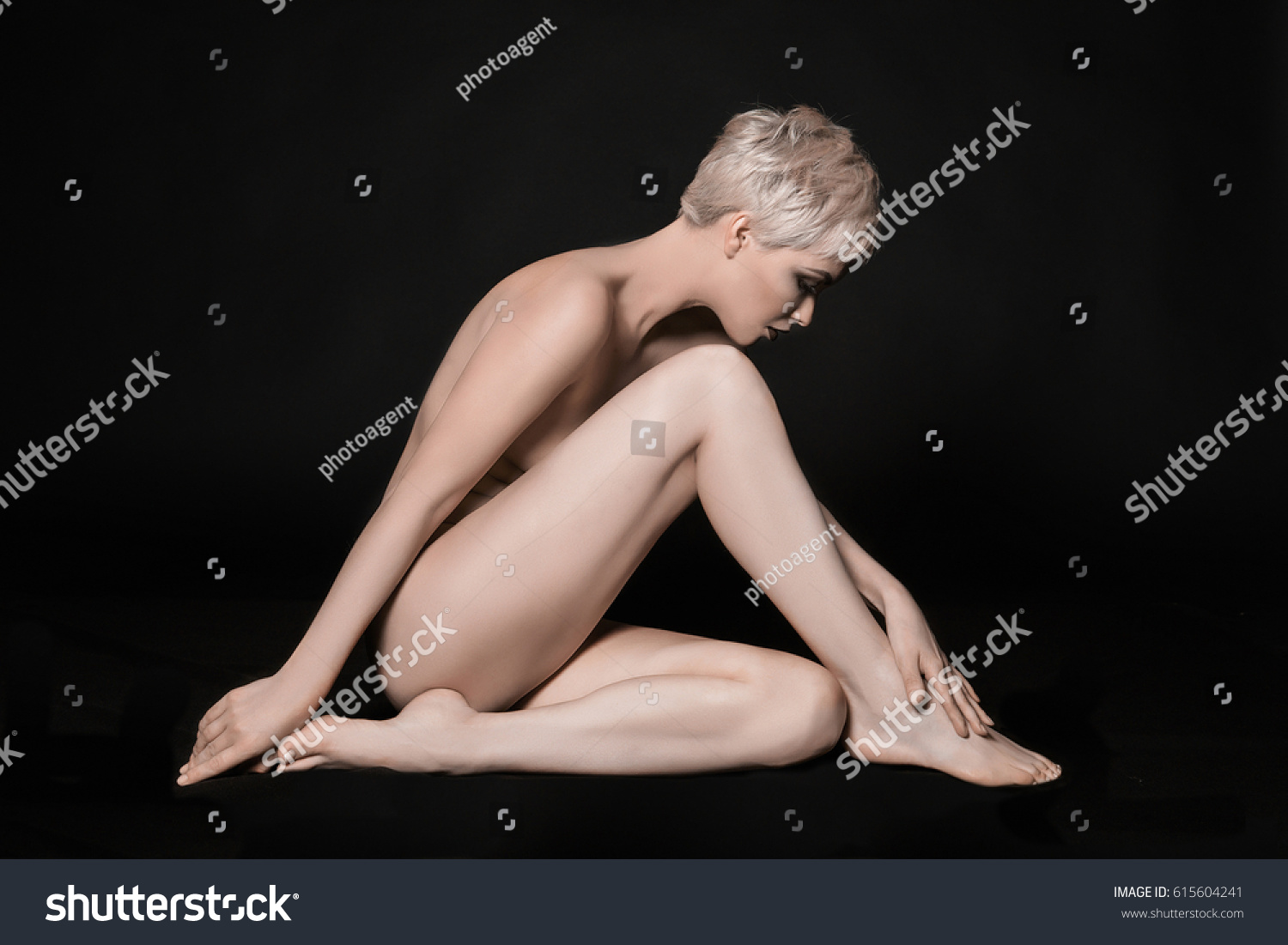 Nude Women With Hair 12