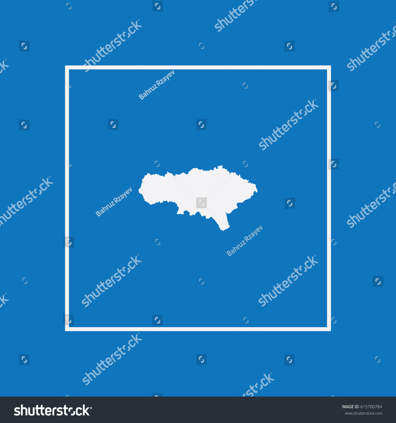 Map Saratov Vector Illustration Stock Vector 615700784 Shutterstock