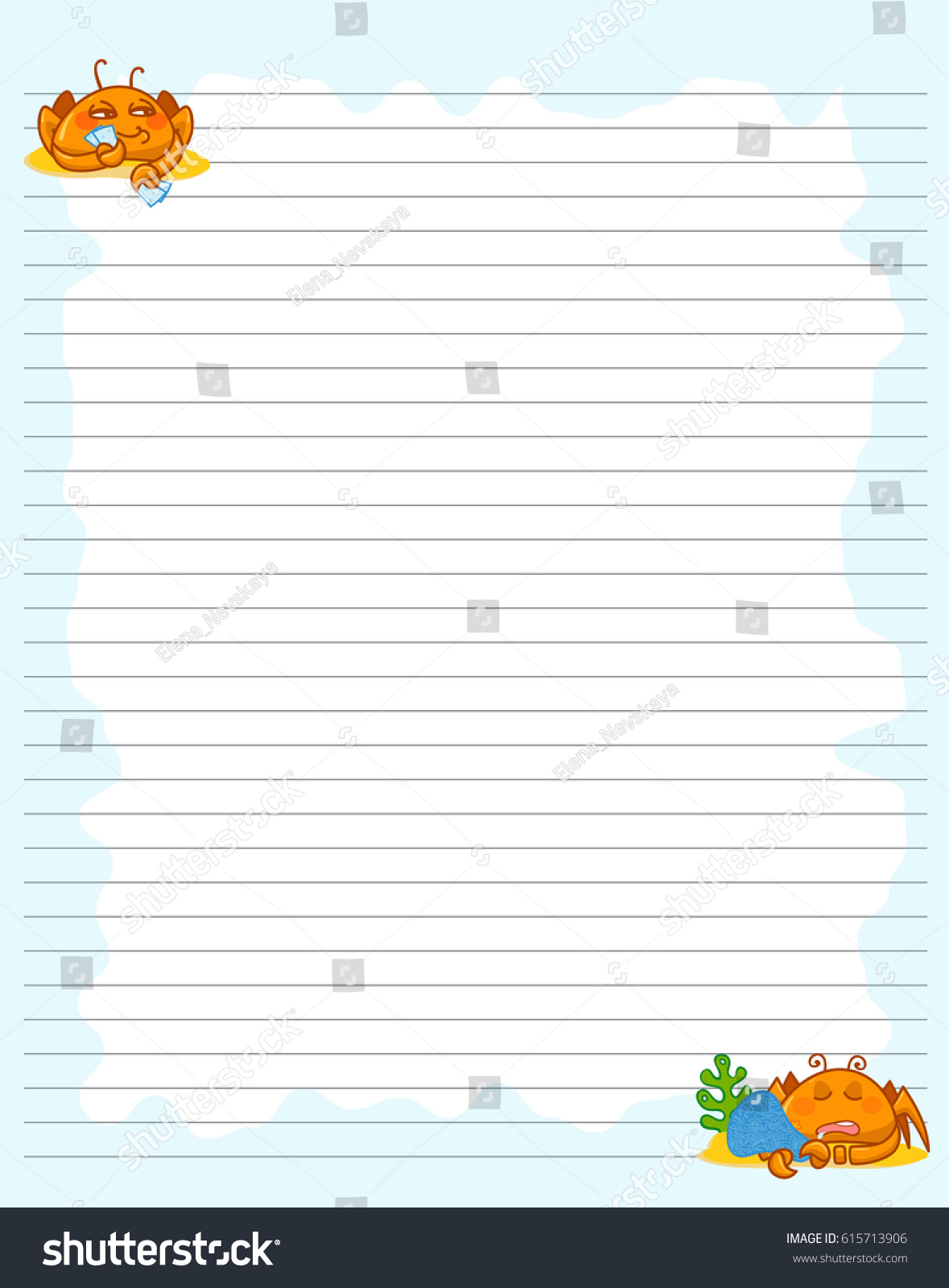 printable college ruled paper