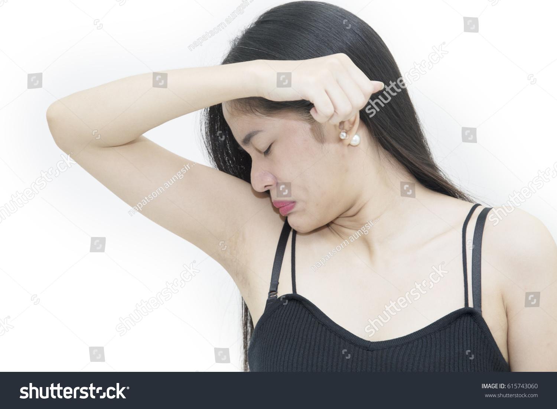 Asian chick shit stink