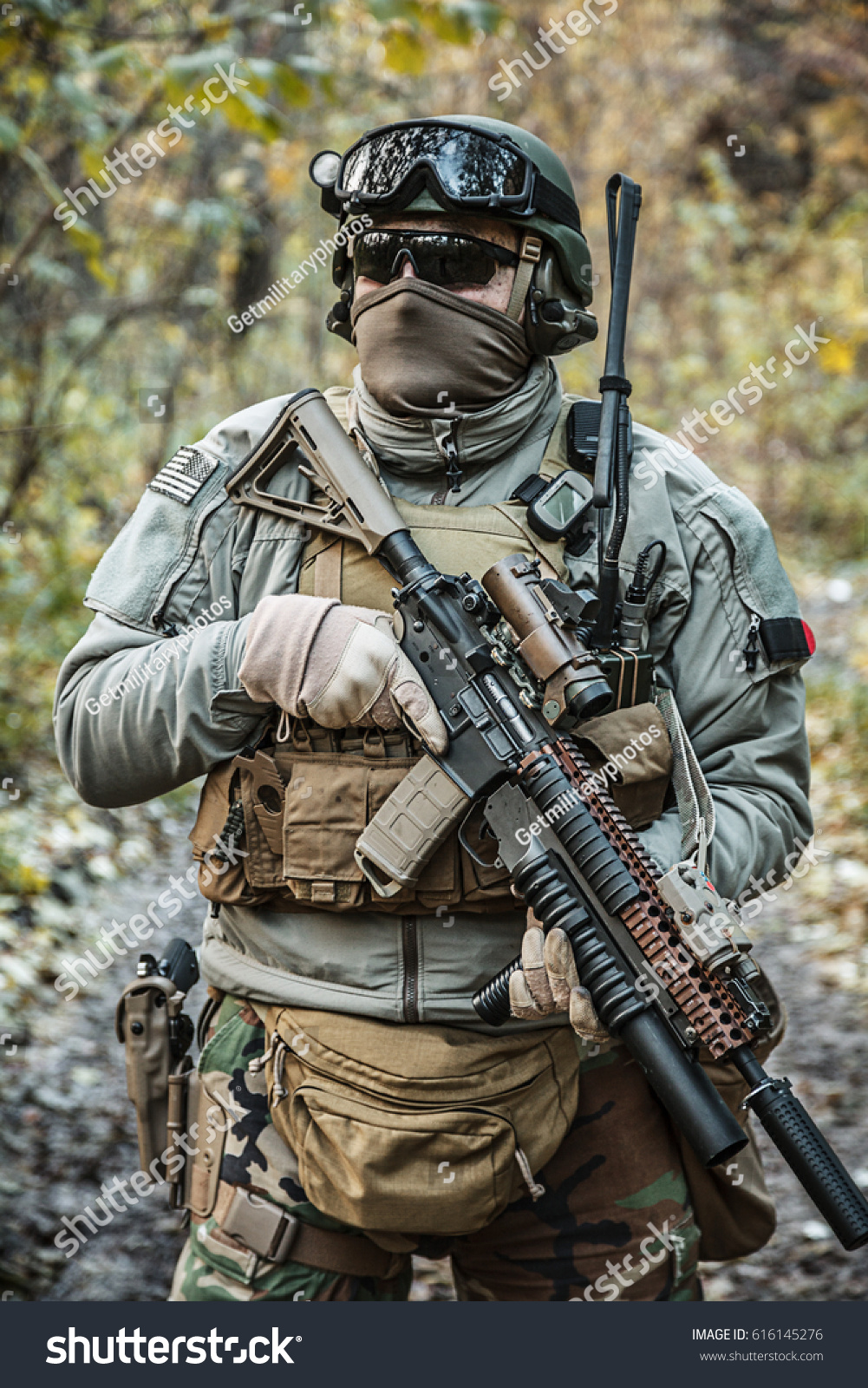 United States Marine Corps Special Operations Stockfoto (Jetzt ...