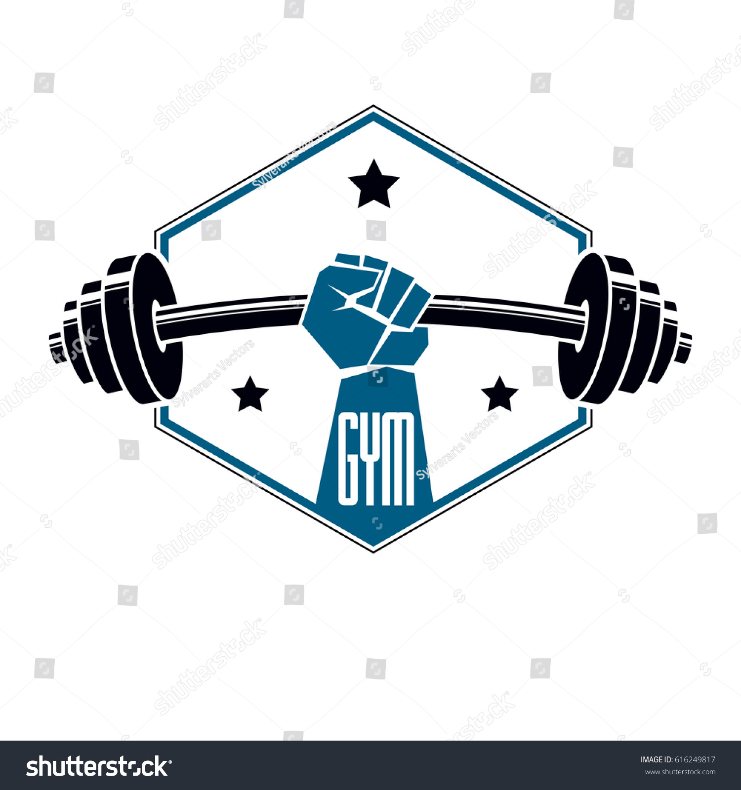 gym weightlifting fitness sport club logo stock vector royalty free rh shutterstock com olympic weightlifting logos weight lifting logs