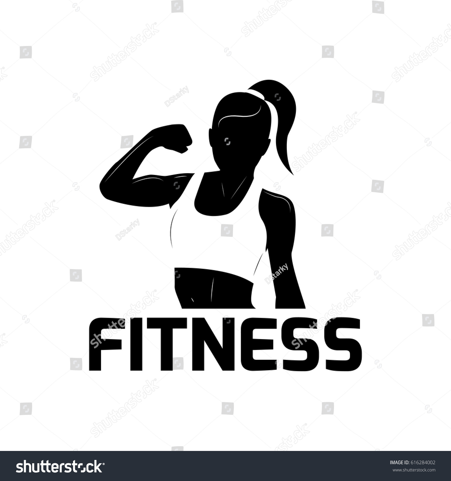 Fitness Woman Silhouette Modern Line Elements Stock Vector Royalty Free 616284002 Fitness women women fitness fashion shopping woman female people shopping bags symbol template day decoration clothing figure makeup pattern men flowers background march men and women. https www shutterstock com image vector fitness woman silhouette modern line elements 616284002