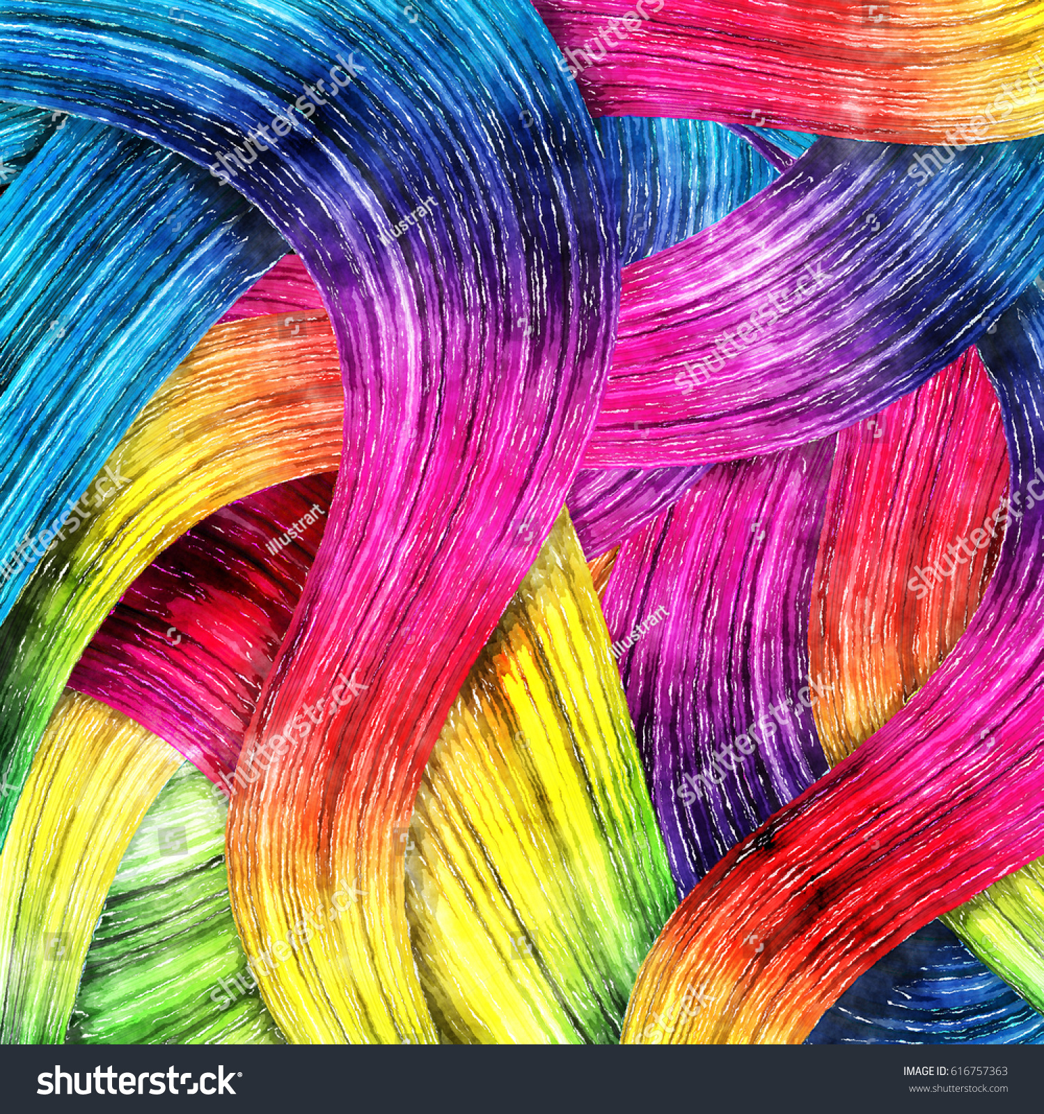 Pics photos 3d colorful abstract background design - 3d Colorful Abstract Watercolor Background Design
