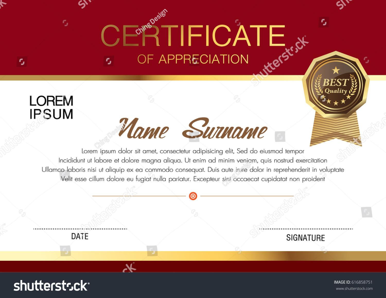 Business Certificate Template - mandegar.info