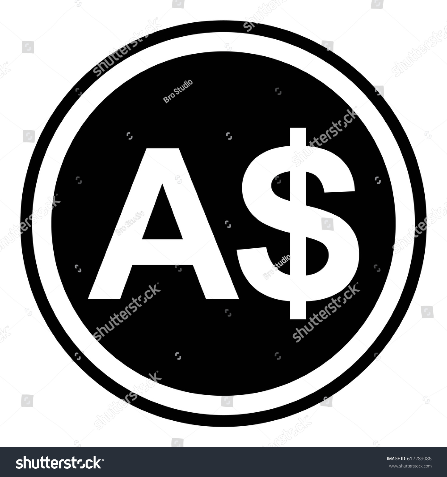 Sign currency australia australian dollar vector stock vector sign currency australia australian dollar vector dollar sign biocorpaavc Image collections