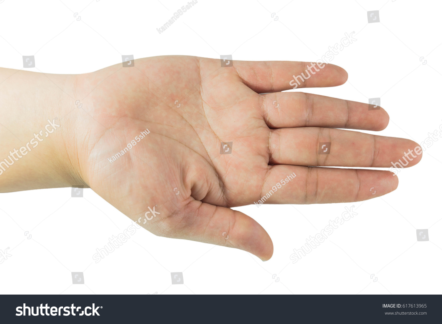 Hands Vital Organs Our Human Body Stock Photo Edit Now 617613965