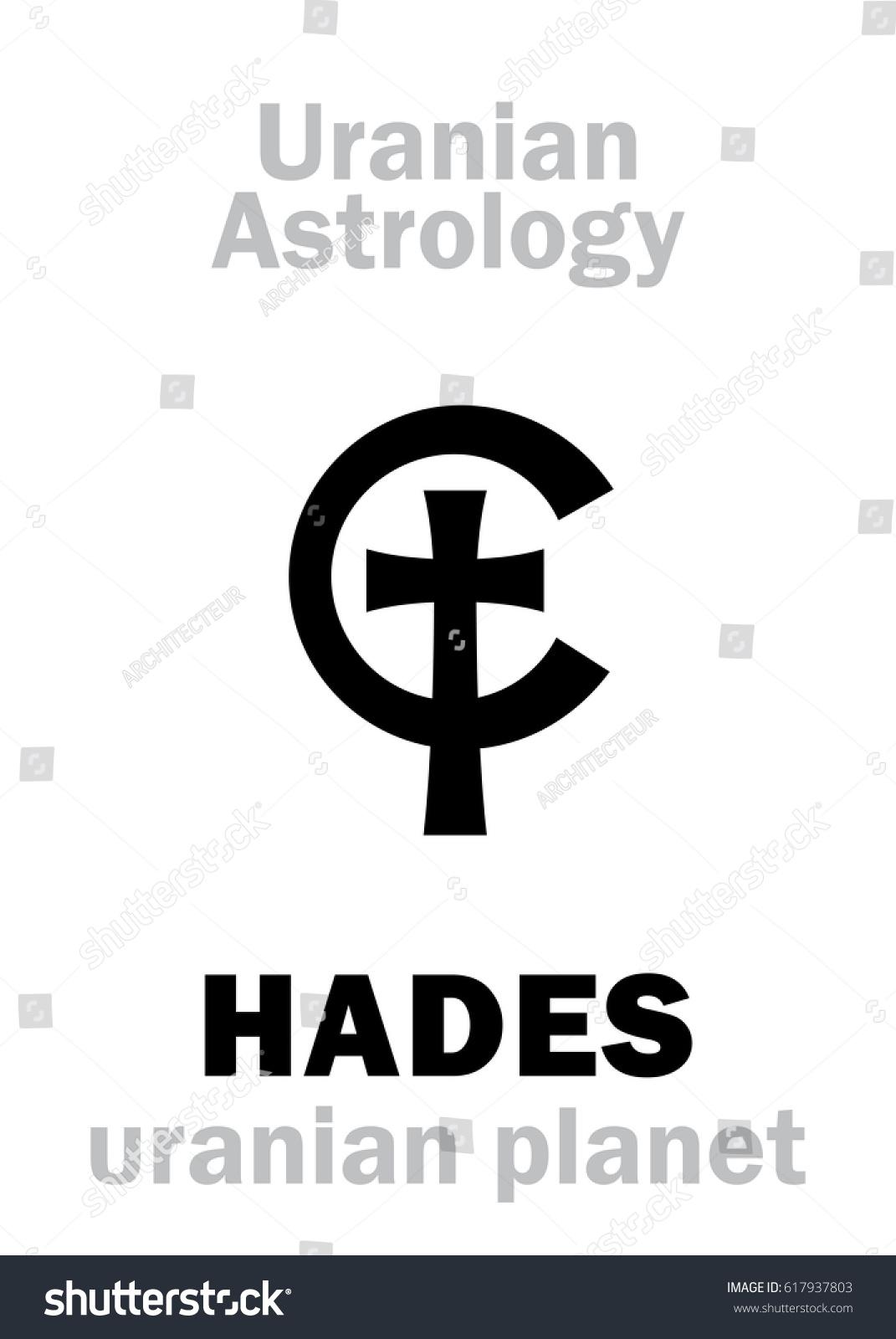 Astrology Alphabet Retrograde Motion Regression Hieroglyphics