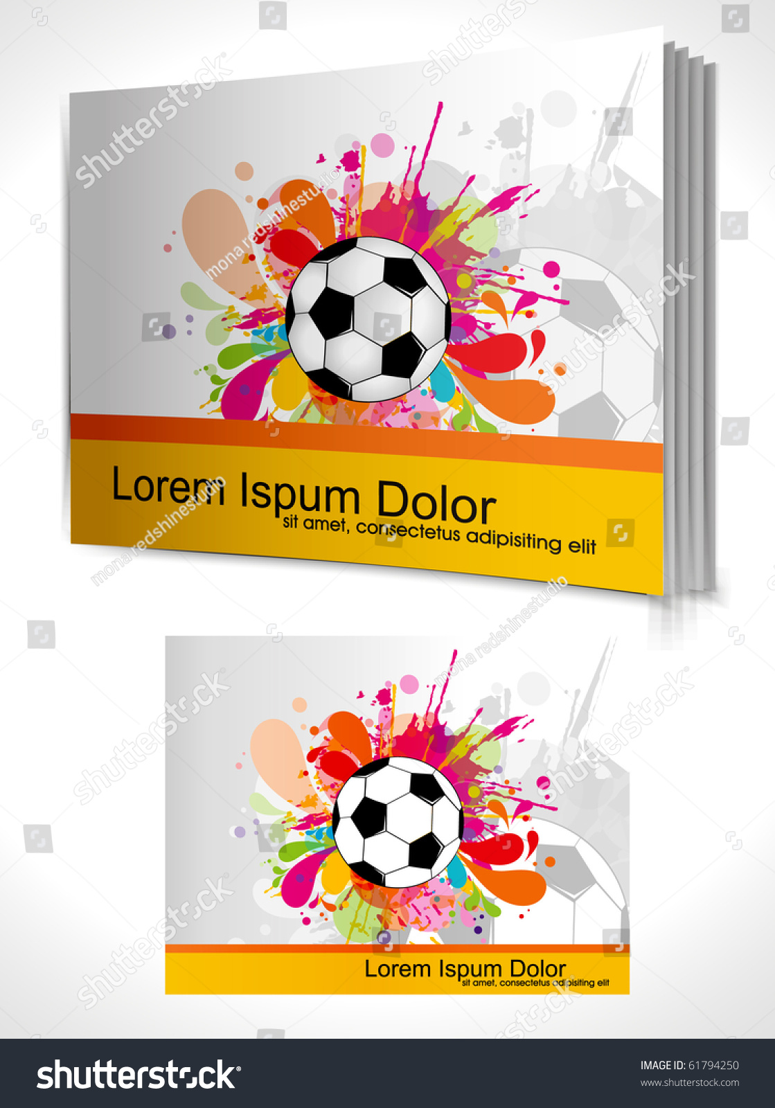 Book Cover Design Drawing : Book cover design template vector illustration