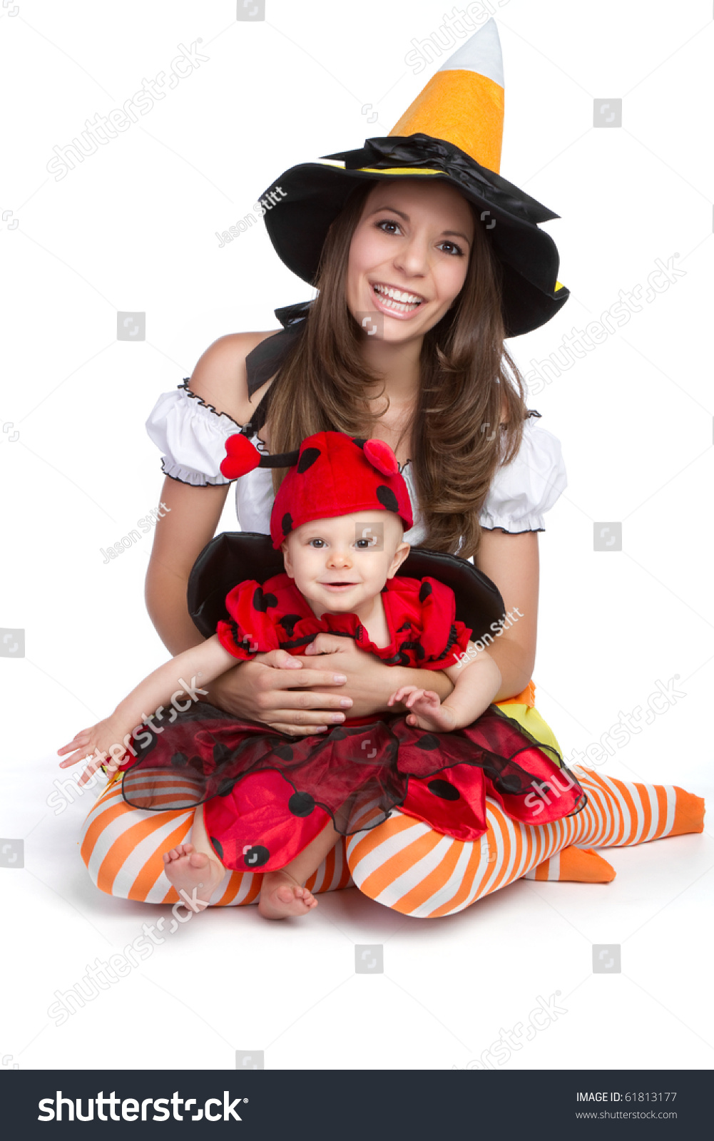 Baby Girl Witch Halloween Costumes
