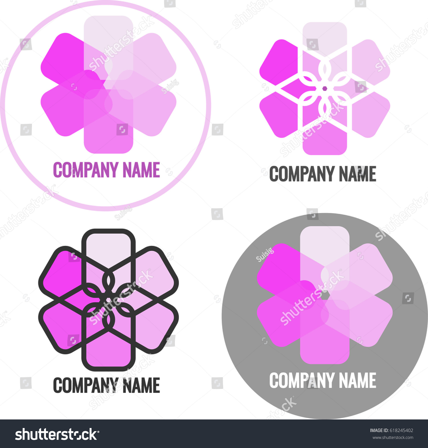 Royalty Free Stock Illustration of Creative Logo Design Abstract ...