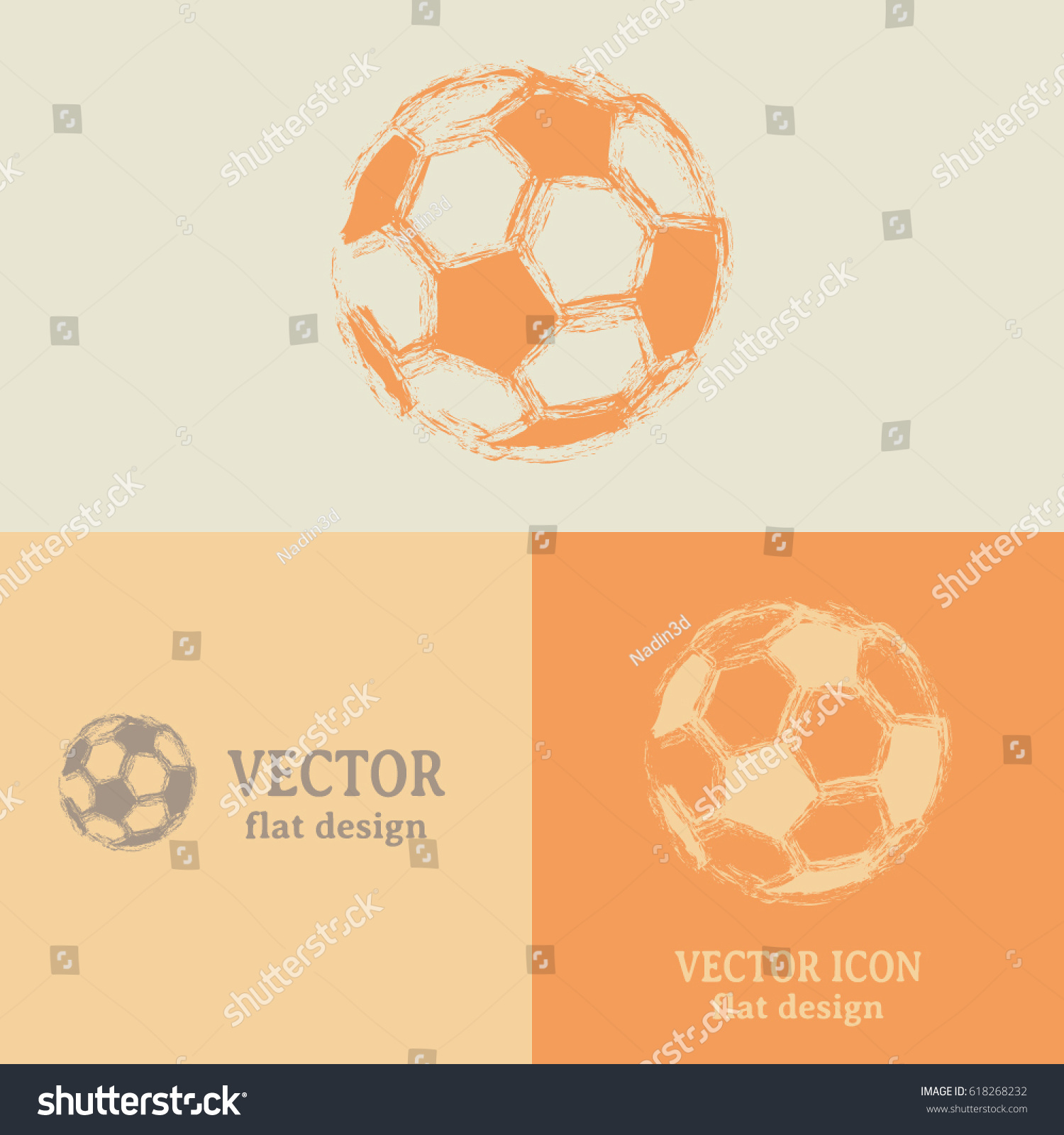Business Cards Design Soccer Ball Icon Stock Photo (Photo, Vector ...