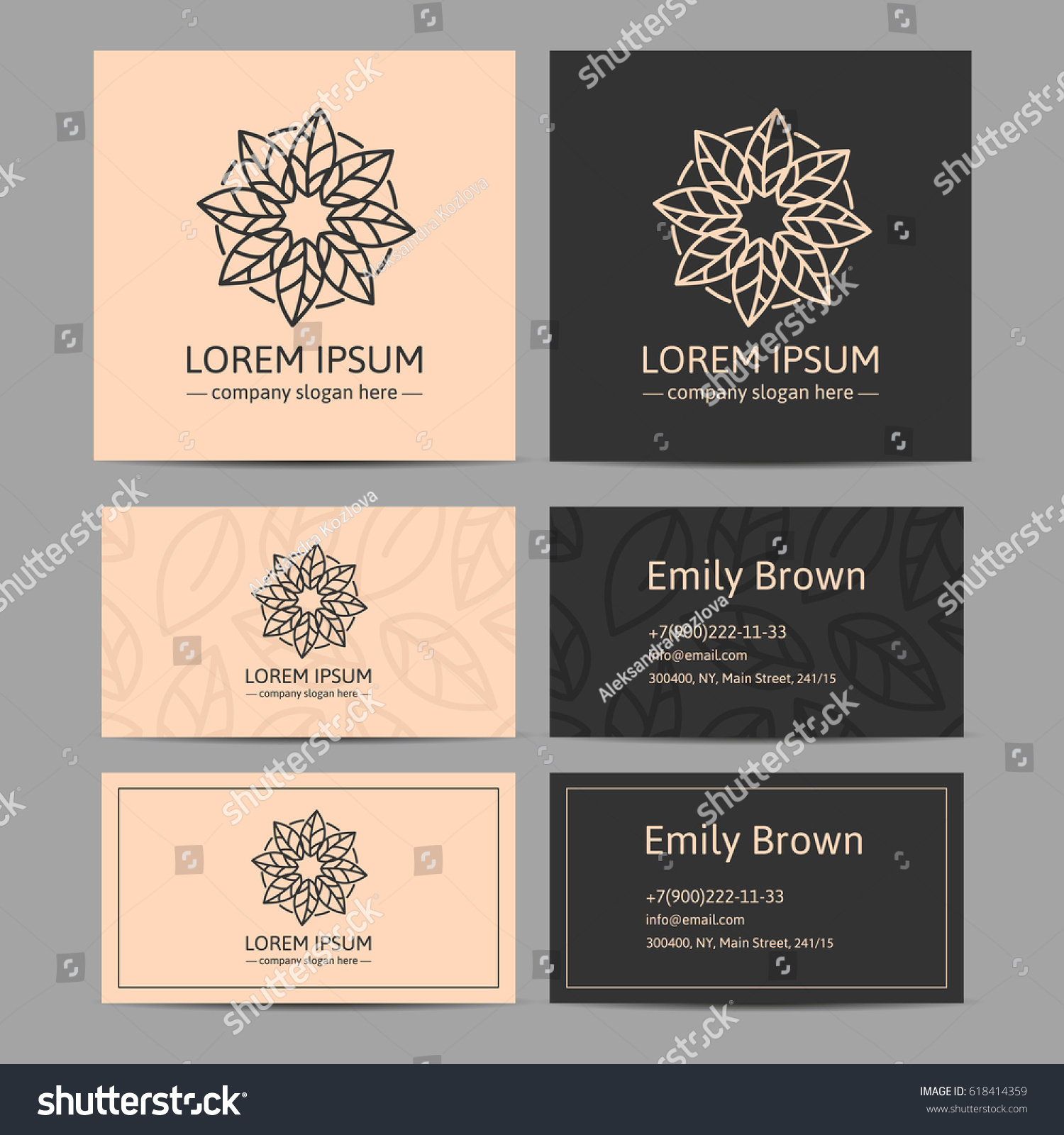 Charming Slogans For Business Cards Gallery - Business Card Ideas ...