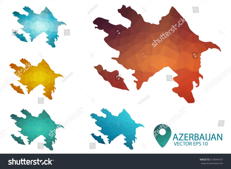 Azerbaijan Maps Printable Maps Of Cox Outage Map Nautical Map - Azerbaijan maps with countries