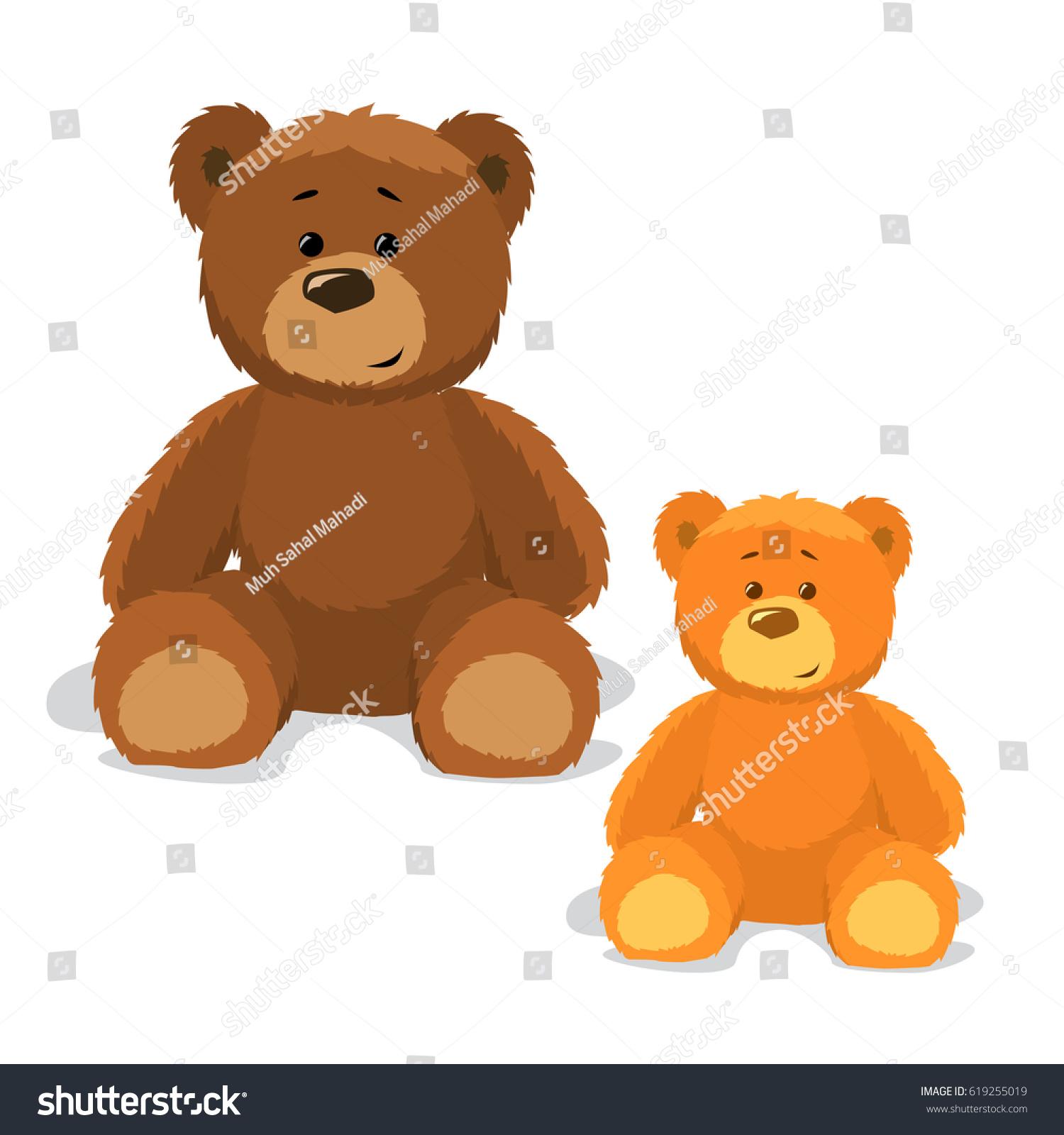 Captivating teddy bear vector photos