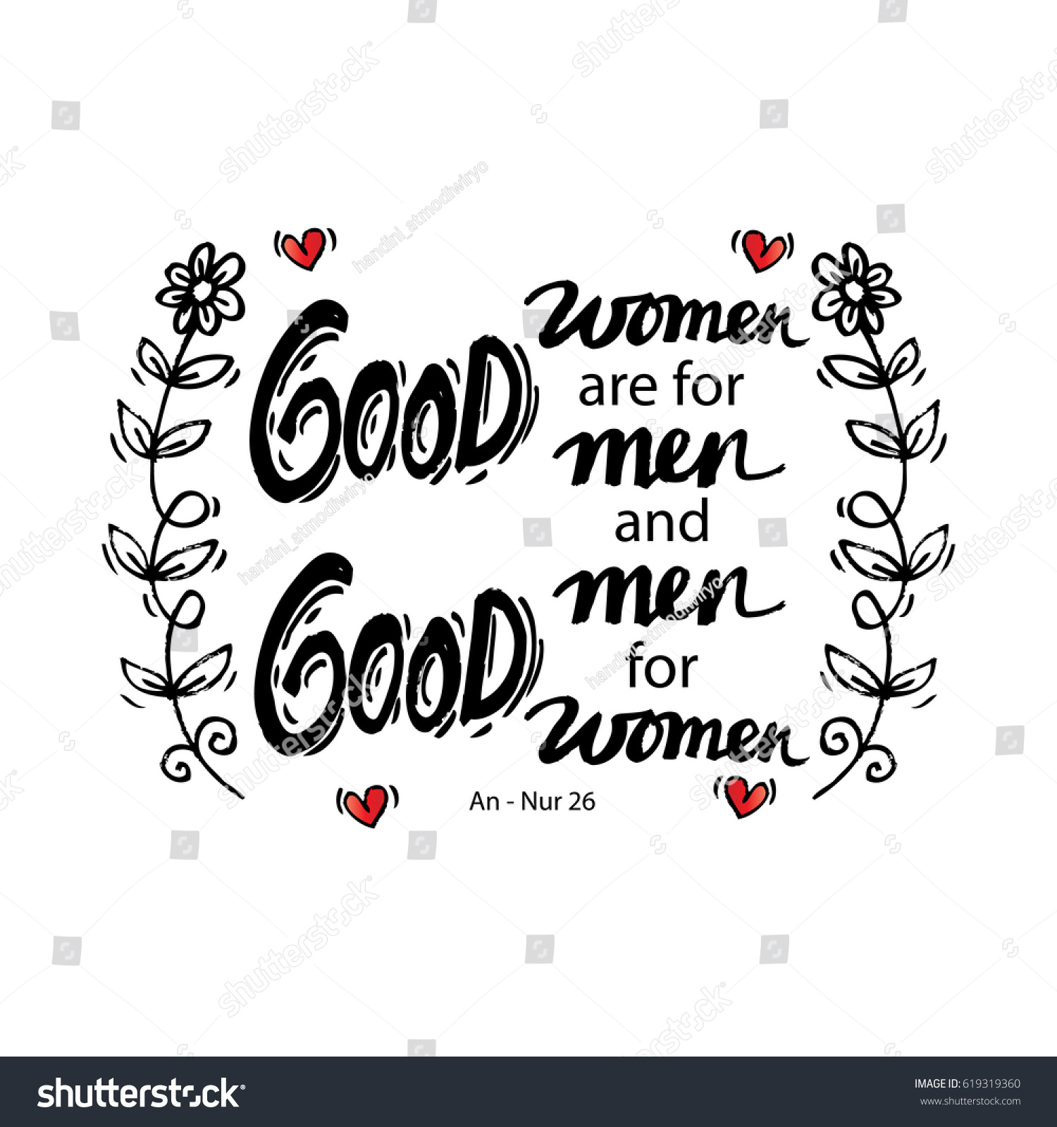 Good Woman Quotes Good Women Good Men Good Men Stock Vector 619319360  Shutterstock