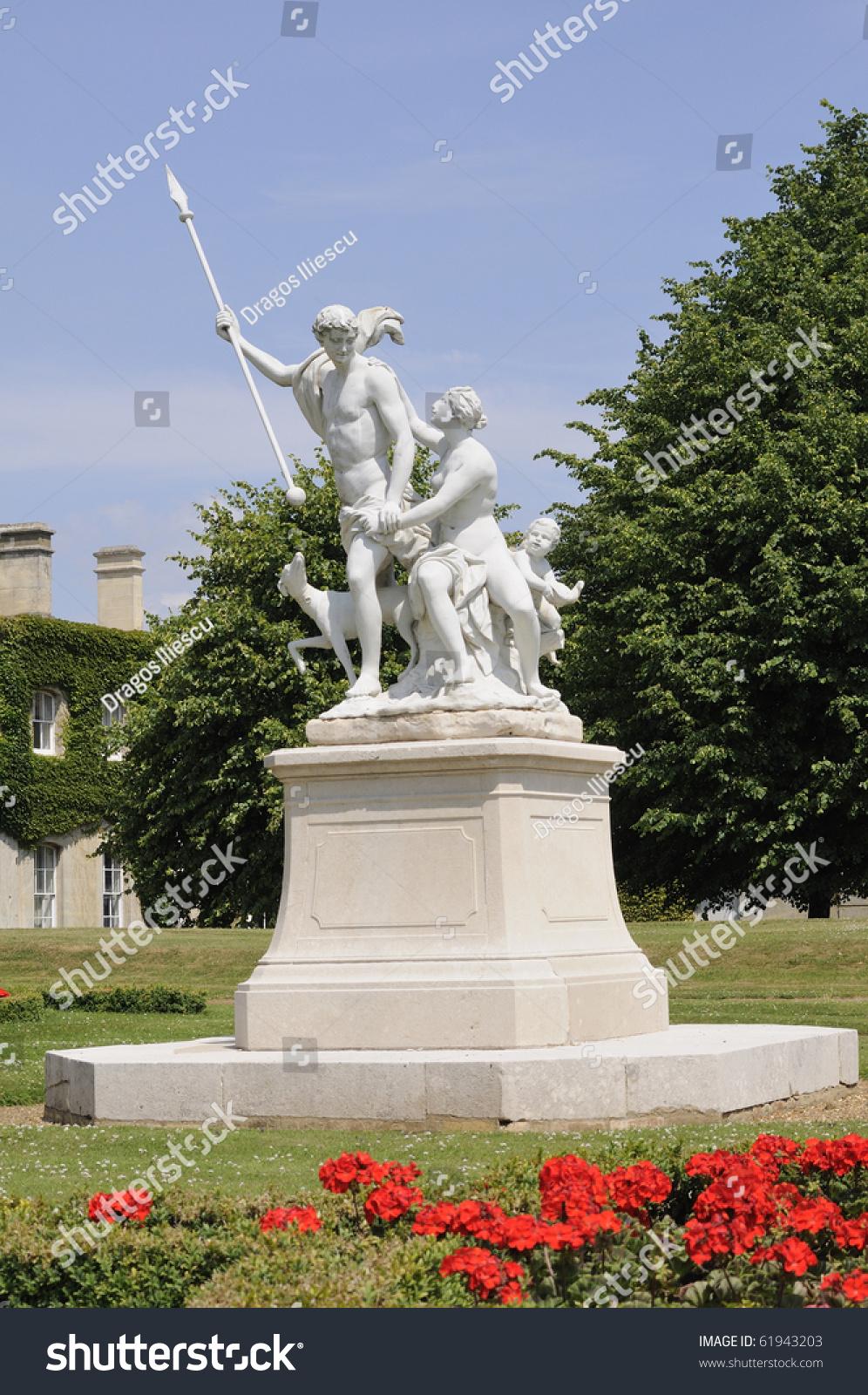 Venus And Adonis Statue Venus And Adonis Statu...