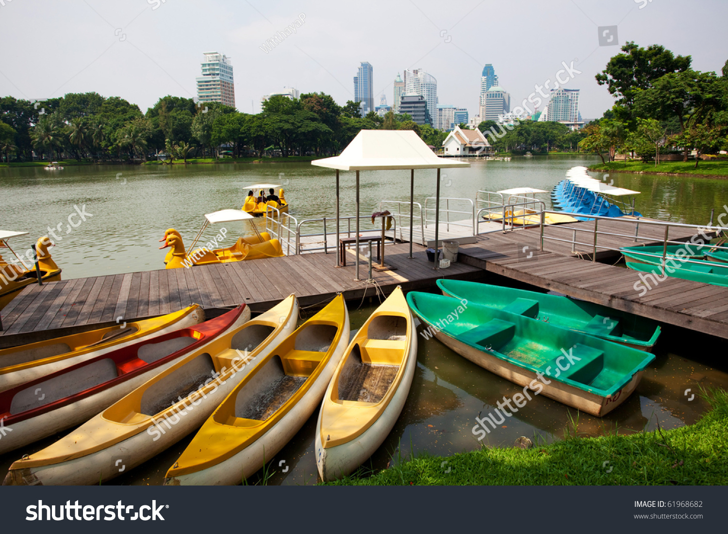 Paddle Boat Rentals  Family Activities in Orange County
