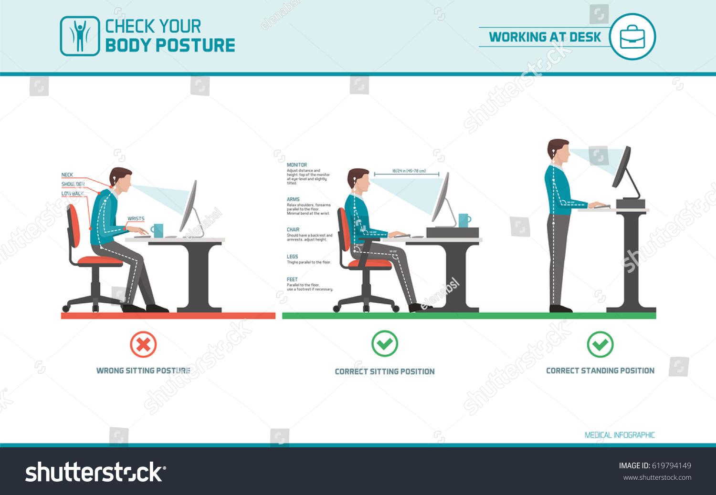 Standing Desk Workstation My 370 Adjustable Sit Stand