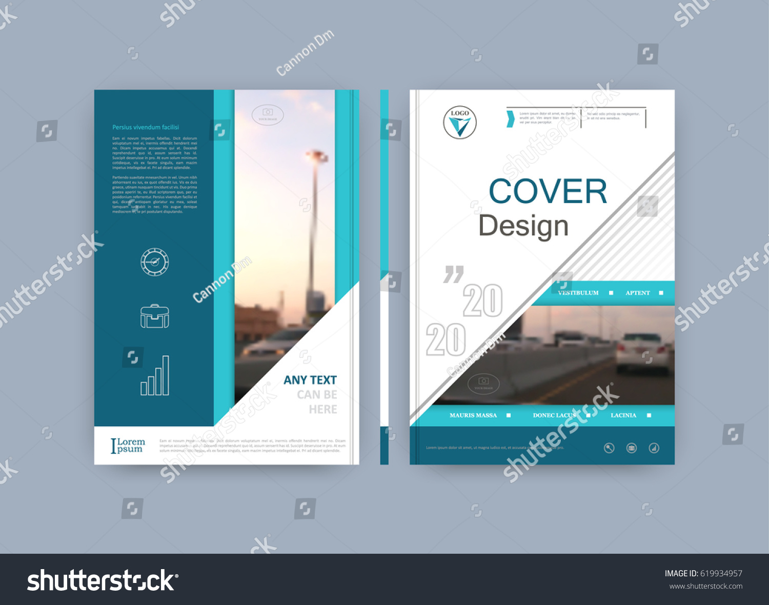 Book Cover Illustration Composition : Brochure template book cover design title stock vector