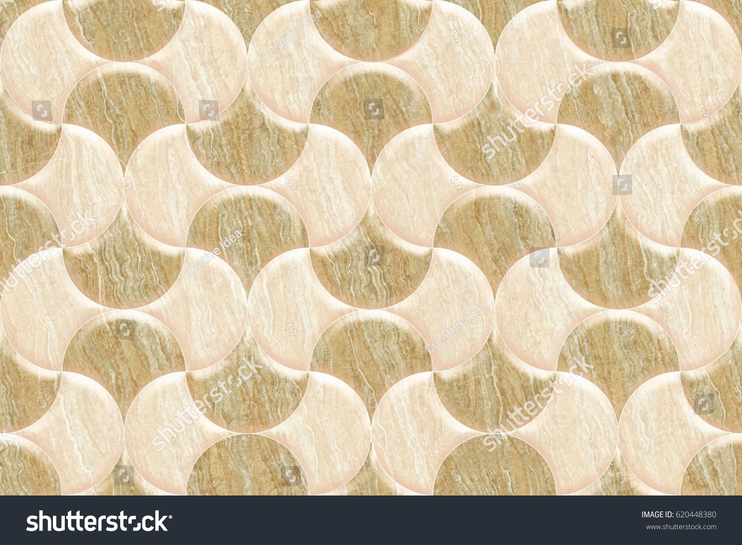 Abstract Home Decorative Wall Tiles Marble Stock Illustration ...