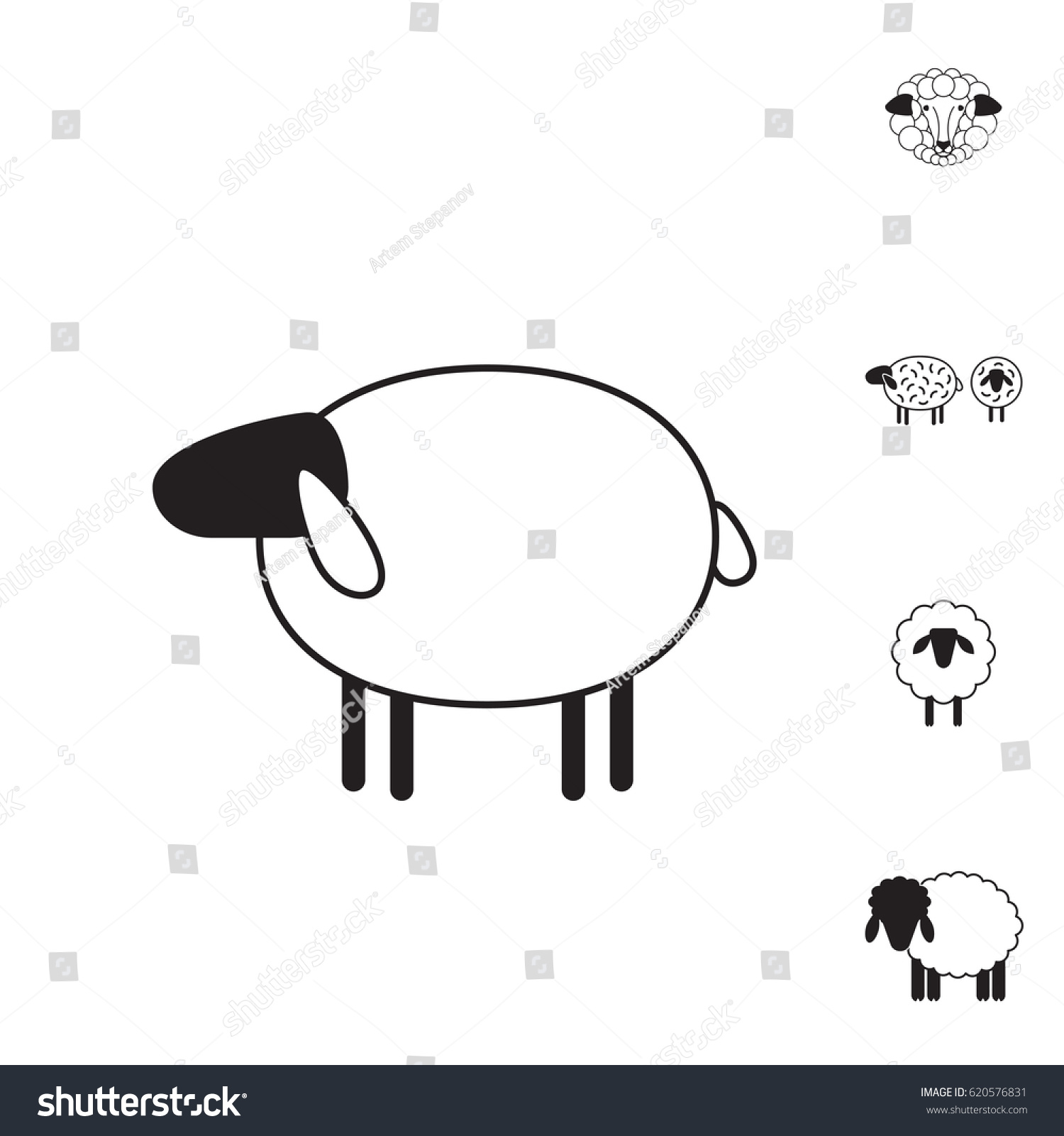 sheep head template eliolera com