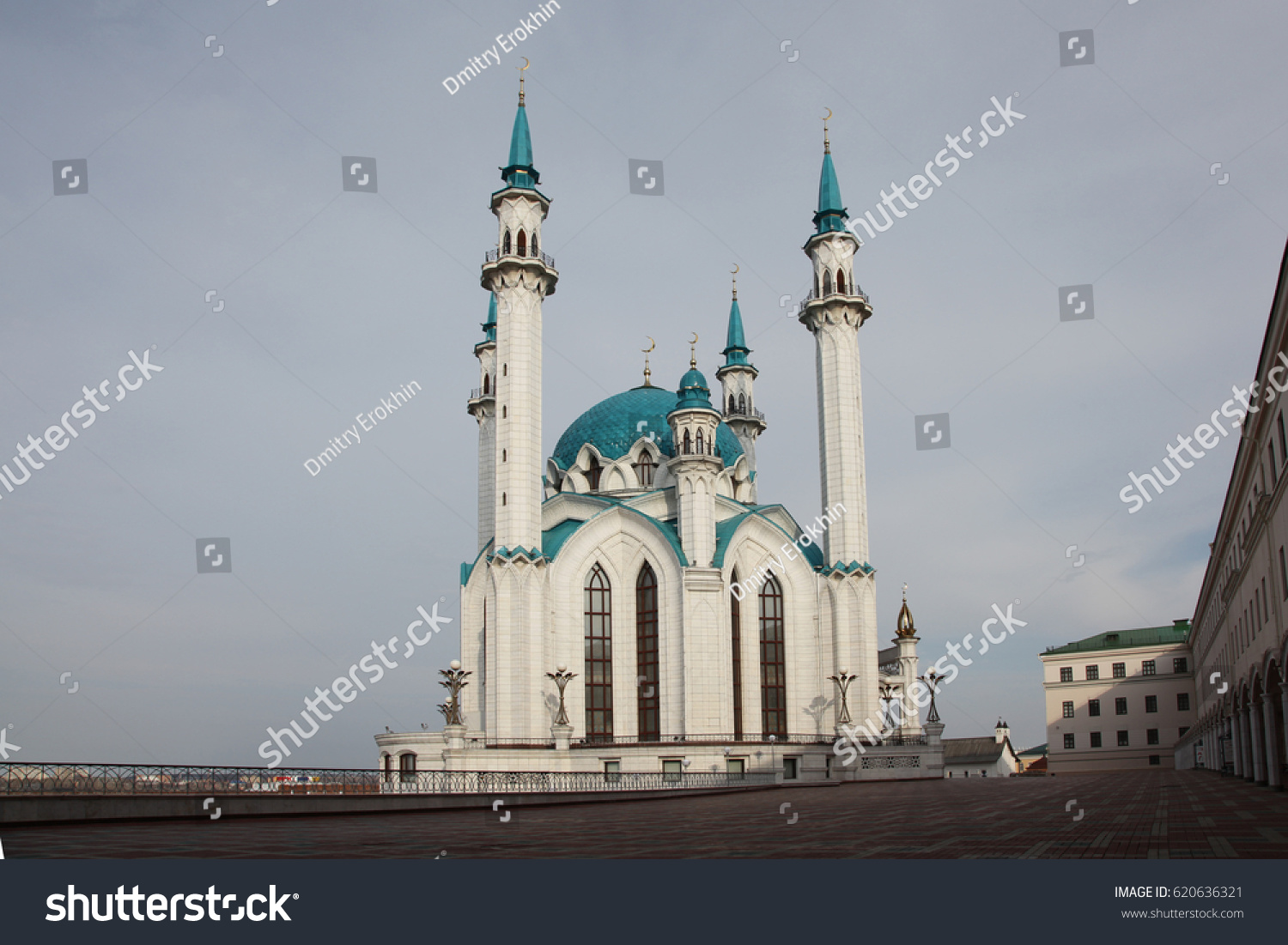 Cathedral mosque in the center of Kazan will become a social center 19