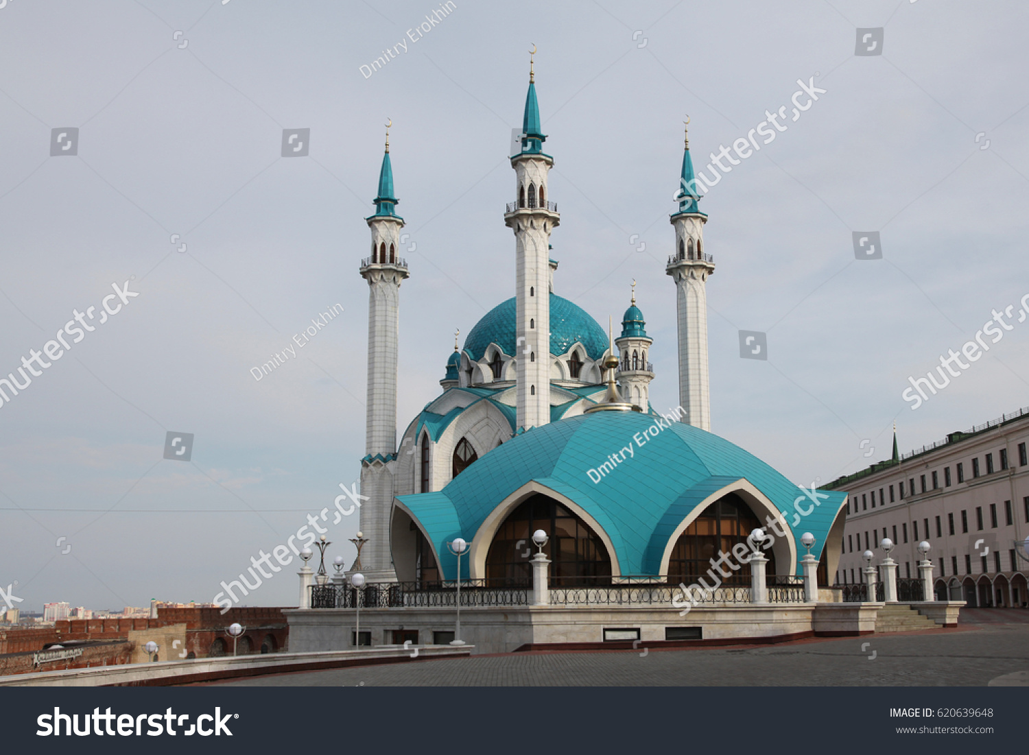Cathedral mosque in the center of Kazan will become a social center 90