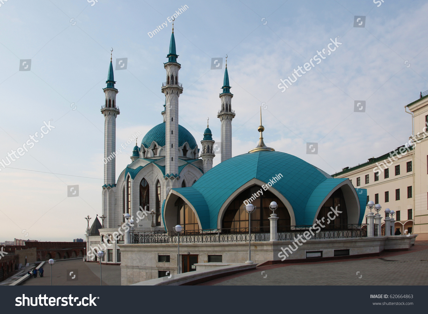 Cathedral mosque in the center of Kazan will become a social center 52