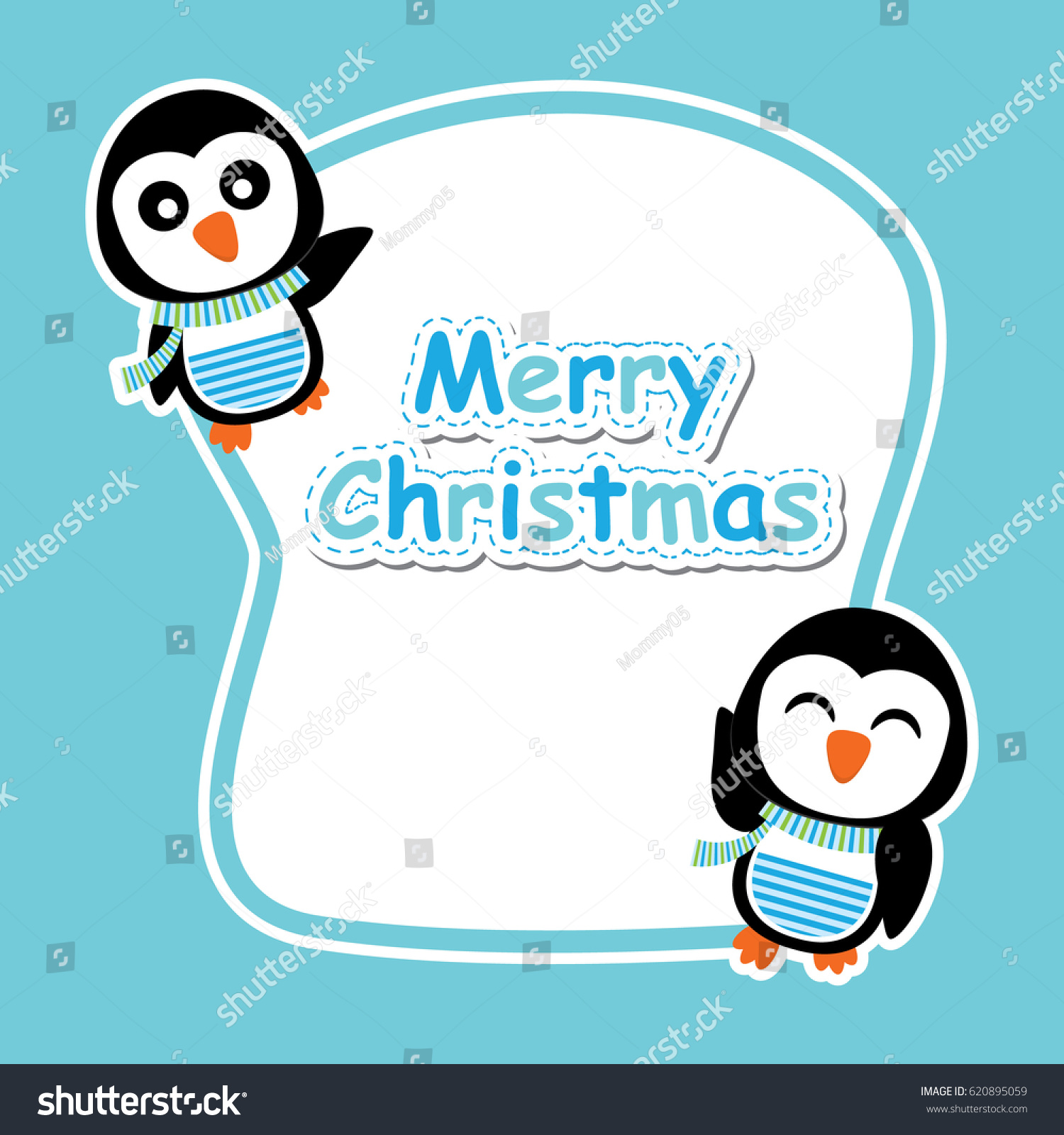 Penguin Picture Frame Image collections Craft Decoration Ideas